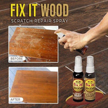 Load image into Gallery viewer, Fix It Wood Scratch Repair Spray