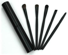 Load image into Gallery viewer, 5pcs/Travel Portable Mini Eye Makeup Brushes