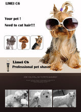 Load image into Gallery viewer, Low Noise Pet Hair Trimmer