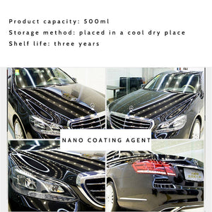 Ceramic Spray Coating Car Polish Spray  Shine Armor