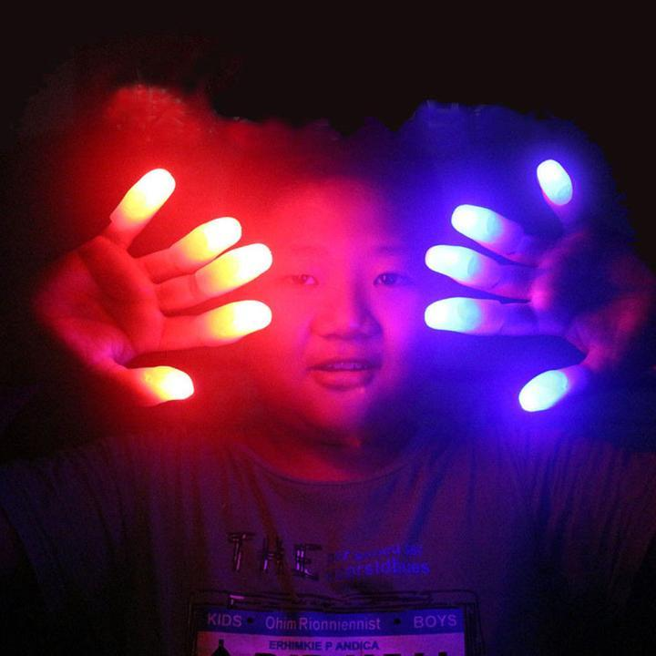 【60%off only today】2pcs Thumbs Led Light Magic Toy