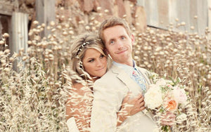 Julia & James, Charming Southern California Celebration