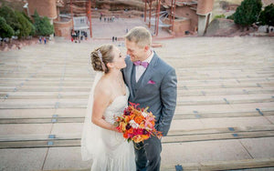 Kristen & Neil, A Stunning Ceremony at Red Rocks