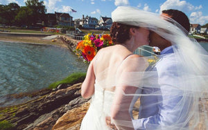 Leslie & Adam, A Seaside Wedding