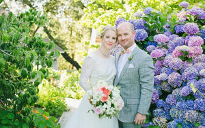 Natalie and Grant, Sunny Summer Wedding in Napa
