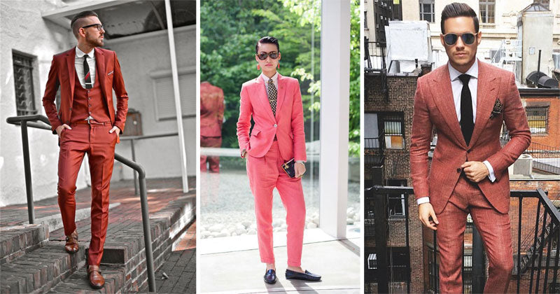 Groom Style Trends- Colored Suits - General Knot & Co.