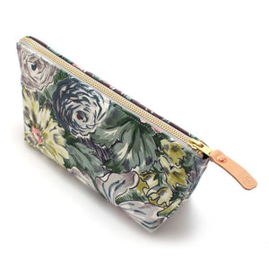 1940s Deauville Garden Travel Clutch - General Knot & Co. ,  Bags - Neckwear and travel bags