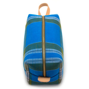 1950s Rancher Plaid Travel Kit - General Knot & Co. ,  Bags - Neckwear and travel bags