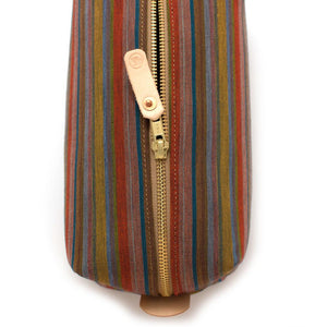 1960s Santa Fe Stripe Travel Kit - General Knot & Co. ,  Bags - Neckwear and travel bags