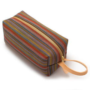 1960s Santa Fe Stripe Travel Kit Bags General Knot & Co.