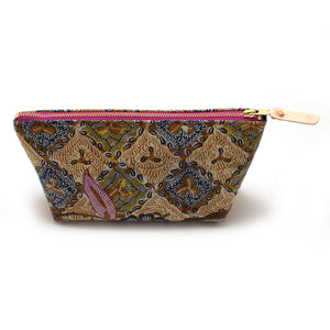 1970s Balinese Travel Clutch - General Knot & Co. ,  Bags - Neckwear and travel bags