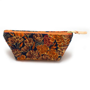 1970s Kiev Floral Travel Clutch - General Knot & Co. ,  Bags - Neckwear and travel bags