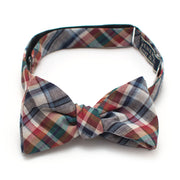 Vintage Richmond Plaid Bow