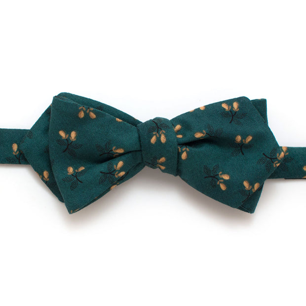 Vintage Small Buds Bow