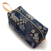 Japanese Patchwork Print Travel Kit