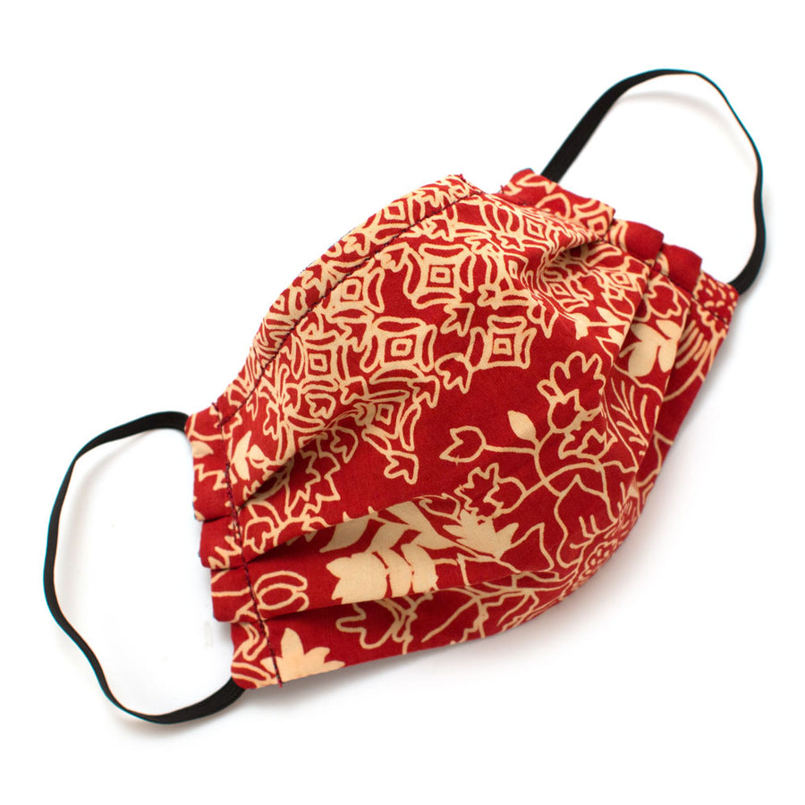 Reusable Tibetan Face Mask- Elastic Loops