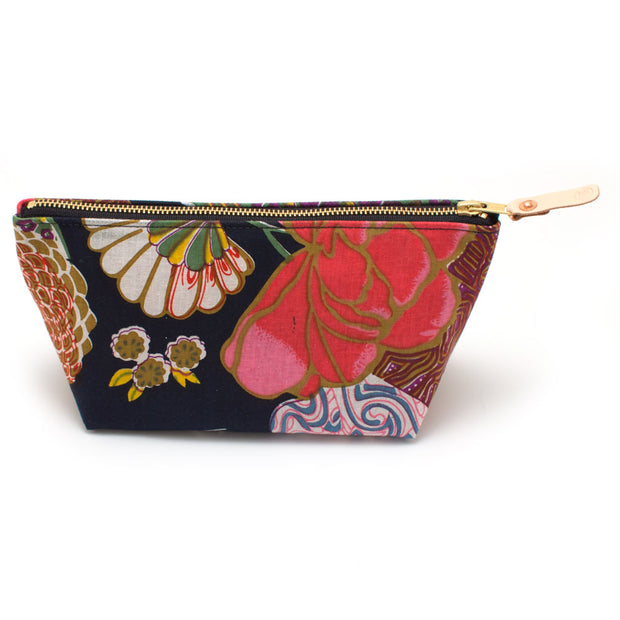 Dark Garden Travel Clutch