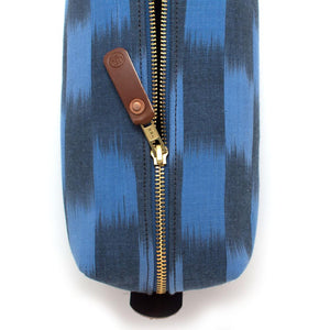 Azure Ikat Travel Kit - General Knot & Co. ,  Bags - Neckwear and travel bags