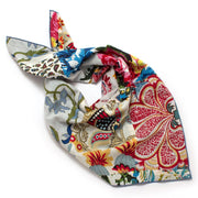 Bengal Patchwork Double Sided Bandana- Multi Squares General Knot & Co.