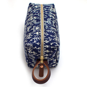 Bengali Primitive Travel Kit - General Knot & Co. ,  Bags - Neckwear and travel bags