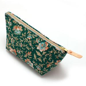 Bourton House Garden Travel Clutch - General Knot & Co. ,  Bags - Neckwear and travel bags