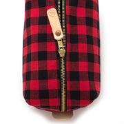 Buffalo Check Travel Kit - General Knot & Co. ,  Bags - Neckwear and travel bags