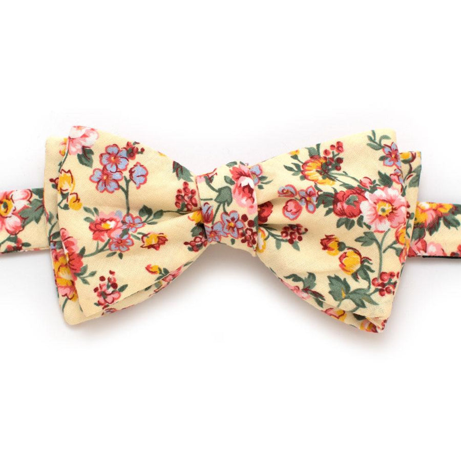 3d6ef450de5f Butter Rose Bow - General Knot & Co. , Self-Tied Classic Bow Tie