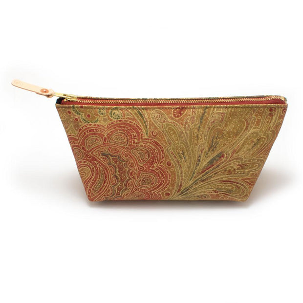 Byzantine Gilded Paisley Travel Clutch - General Knot & Co. ,  Bags - Neckwear and travel bags
