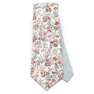 "Concord Meadow Necktie - General Knot & Co. ,  Classic Necktie 2 7/8"" x 58"" - Neckwear and travel bags"