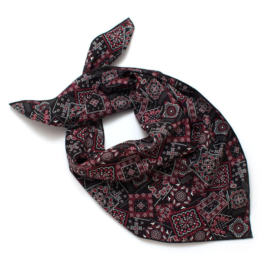 Dark Rodeo Bandana Squares General Knot & Co.