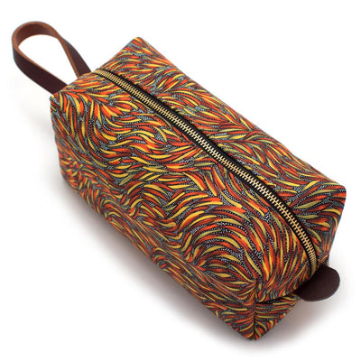 Japanese Koi Travel Kit - General Knot & Co. ,  Bags - Neckwear and travel bags