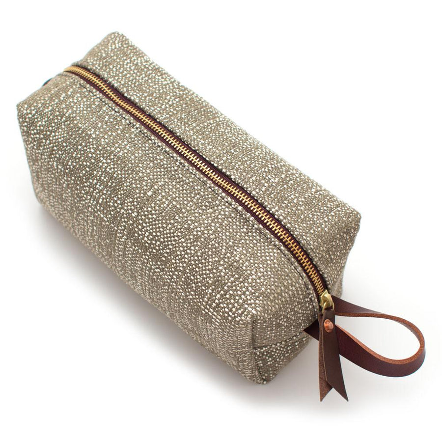 Hammered Silver Travel Kit - General Knot & Co. ,  Women's Travel Kits - Neckwear and travel bags