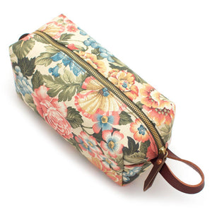 Vintage Cornwall Floral Travel Kit - General Knot & Co. ,  Women's Travel Kits - Neckwear and travel bags