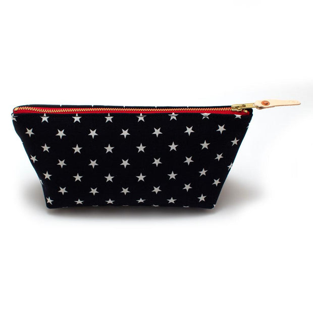Knievel Stars Travel Clutch - General Knot & Co. ,  Bags - Neckwear and travel bags