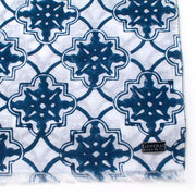 Mosaic Cotton Scarf - General Knot & Co. ,  Scarves - Neckwear and travel bags