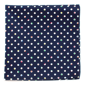 "Pop Dot Square - General Knot & Co. ,  Squares 13""x13"" - Neckwear and travel bags"