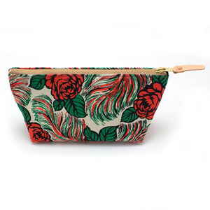 Puebla Rose Makeup Bag - General Knot & Co. ,  Bags - Neckwear and travel bags