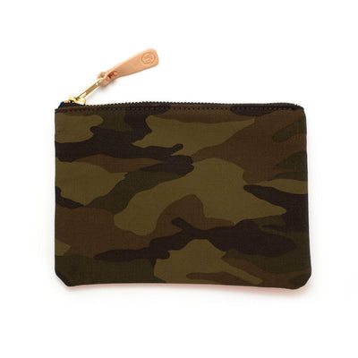 Ranger Camouflage Carryall- Small - General Knot & Co. ,  Bags - Neckwear and travel bags