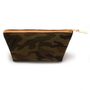 Ranger Camouflage Travel Clutch - General Knot & Co. ,  Bags - Neckwear and travel bags