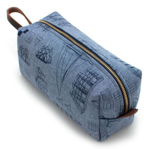 Ship to Shore Travel Kit - General Knot & Co. ,  Bags - Neckwear and travel bags