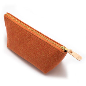Smithfield Herringbone Travel Clutch - General Knot & Co. ,  Bags - Neckwear and travel bags