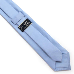 "Soft Cornflower Formal Classic Necktie - General Knot & Co. ,  Classic Necktie 2 7/8"" x 58"" - Neckwear and travel bags"