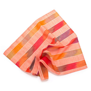 "Stripe Ikat Bandana - General Knot & Co. ,  Neck Scarves 20""x 20"" - Neckwear and travel bags"