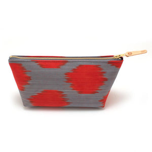 Vintage Ikat Dot Travel Clutch - General Knot & Co. ,  Bags - Neckwear and travel bags