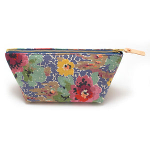 Vintage Indian Head Floral Travel Clutch - General Knot & Co. ,  Bags - Neckwear and travel bags