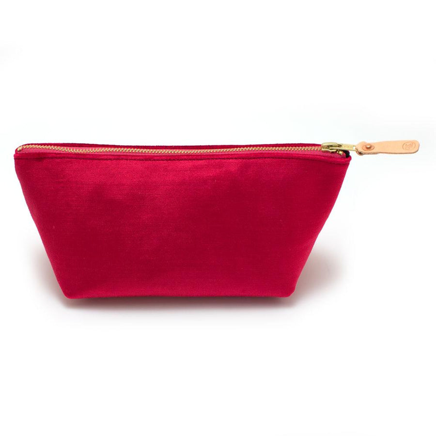 Vintage Rose Velvet Travel Clutch - General Knot & Co. ,  Bags - Neckwear and travel bags