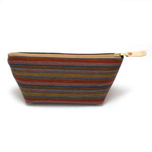 Vintage Santa Fe Stripe Travel Clutch - General Knot & Co. ,  Bags - Neckwear and travel bags