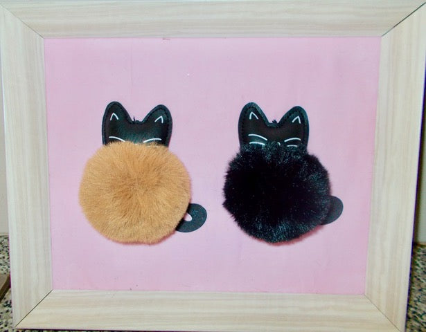 Touch and Feel Cats - Black & Brown