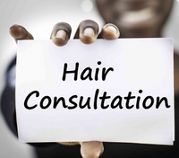 Custom Wig Consultation ( Men, Women, Boys or Girls)