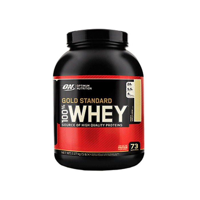 Gold Standard Whey 100% 5 lbs.